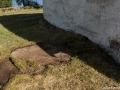 Ingång till Rutensköldska graven