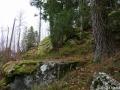 Fornborgen i Hulared kallad Jättaberget 5