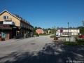 Sparbanken vid Torggatan / Torget i Dalstorp
