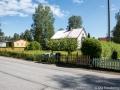 Huset sett från Torgvägen