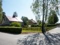 Huset sett från Baltåsvägen/Torgvägen