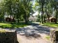 Vid Dalstorp kyrka (prästgården)