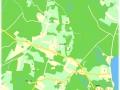 torpet karta Gärdstorp i västra Karsbo