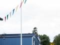 Flaggsången kommer på plats 2017-09-14