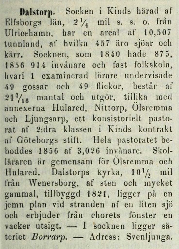 HISTORISKT-GEOGRAFISKT och STATISTISKT LEXIKON band 2