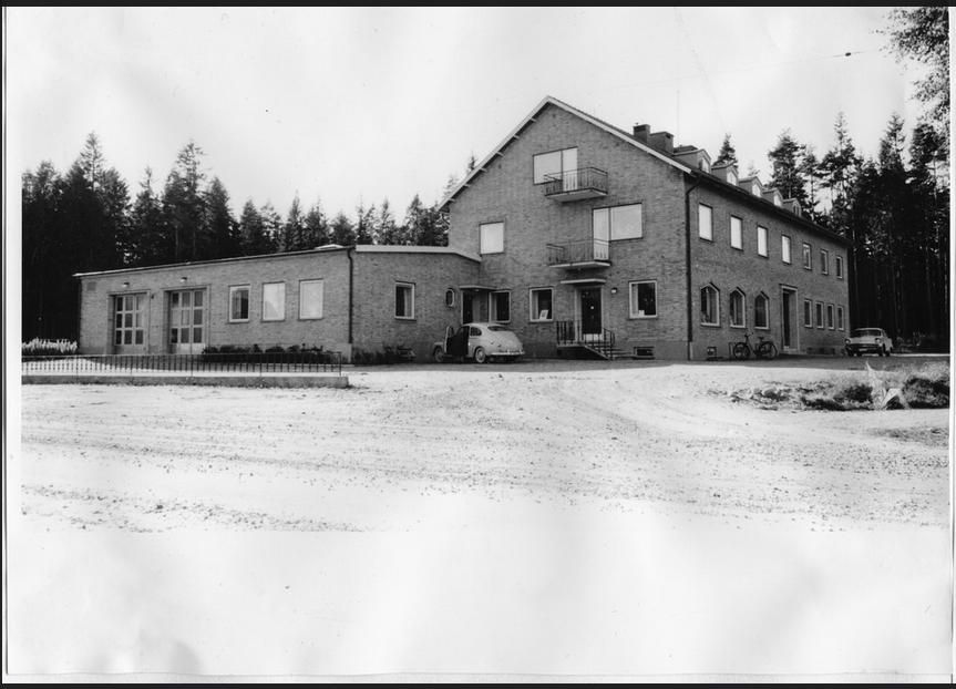 gamla komunalhuset och brandstation